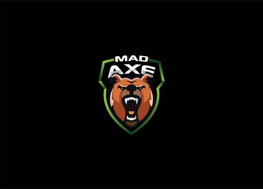 Kilpailutyö #280 kilpailussa Logo design for Mad Axe