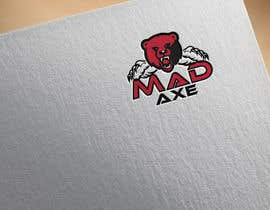 #393 for Logo design for Mad Axe by alomhossain156
