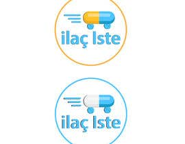 #57 для Design a logo for (ilaç iste) mobile App от BasantWahba