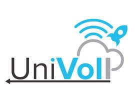 #246 for UniVoIP Logo by ARIFstudio