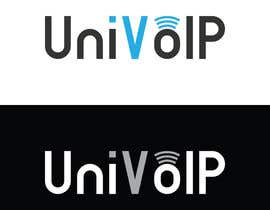 #250 for UniVoIP Logo by ARIFstudio