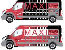 #30 para Design vector artwork for new vehicle signage por martarbalina