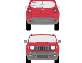 #3 para Design vector artwork for new vehicle signage por zumurislam15