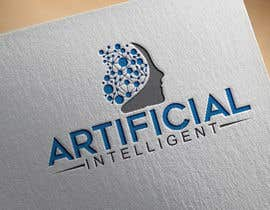nº 263 pour Logo and Stationaries for IT company Called Artificil Intelligent par mh743544