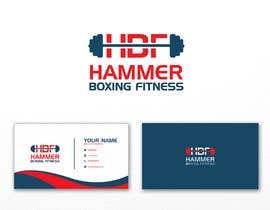 #133 untuk Logo and Business card design oleh luphy