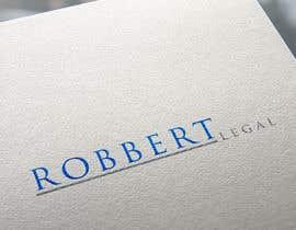 #141 for Fresh logo for legal consulting (Robbert.Legal) af zahoorkhan18