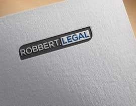 #70 for Fresh logo for legal consulting (Robbert.Legal) af graphicrivar4