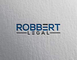 #78 for Fresh logo for legal consulting (Robbert.Legal) af sabbirrohman310