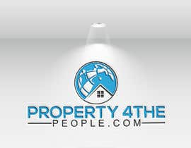 mh743544 tarafından Logo for website property for the people spelled www.property4thepeople.com için no 70