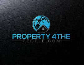 mh743544 tarafından Logo for website property for the people spelled www.property4thepeople.com için no 71