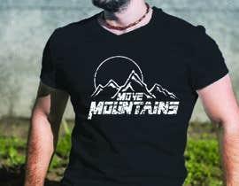 nº 198 pour Build a T-Shirt design for a growing movement par jibon710