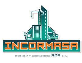 """#54 cho CREACION LOGO """" INCORMASA """" bởi LuisLacruz"""