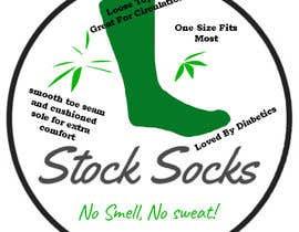 nº 2 pour Design a Hang Tag For Socks par kmloveridge