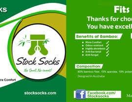 nº 20 pour Design a Hang Tag For Socks par SureshKani02