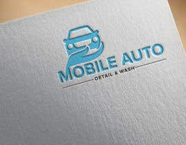 #26 for Mobile auto detailing logo by faysalamin010101