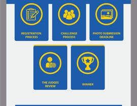 Nro 51 kilpailuun Design a website within 3 day käyttäjältä hosnearasharif