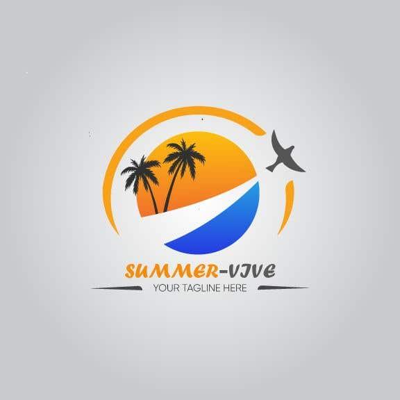 Proposition n°72 du concours Logo SUMMER VIBE