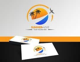 nº 81 pour Logo SUMMER VIBE par shafayetrabbani