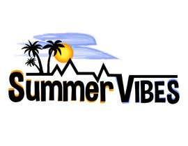 nº 75 pour Logo SUMMER VIBE par Becca3012