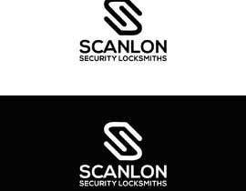 naema17 tarafından Design a logo for my company 'Scanlon Security Locksmiths' için no 103