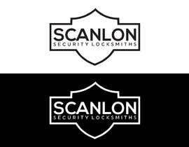 mdsahria1 tarafından Design a logo for my company 'Scanlon Security Locksmiths' için no 173