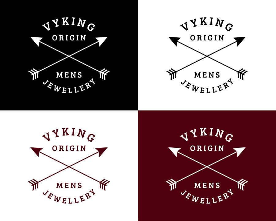 Penyertaan Peraduan #163 untuk Vyking Origin Logo Design