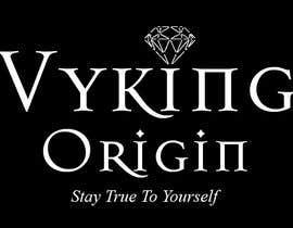 #159 untuk Vyking Origin Logo Design oleh sujoydas85