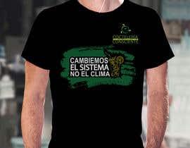 voltes098 tarafından T-Shirt Design For Non-Profit @CocteleriaConsciente için no 46