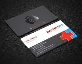 #705 for need new business card design for medical practice by Uttamkumar01