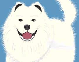#26 для Vectorized Samoyed Dog Images - Graphic Design Project от shiekhrubel