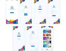 #10 cho Daycare Mobile App Design (only some screens) bởi tamamanoj