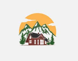 #6 for A vacation rental logo that can be used for brochures, coasters, and stickers for advertisement. af drsxiii