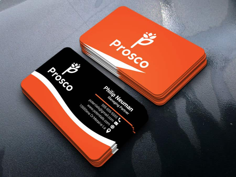 Contest Entry #306 for Need a new design for my company logo and business card