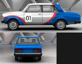 #10 for Design for Rallye Car by Grove00