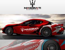 #33 for Maserati Racing Team - Corporate Identity by monstersox