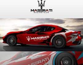 Nro 33 kilpailuun Maserati Racing Team - Corporate Identity käyttäjältä monstersox