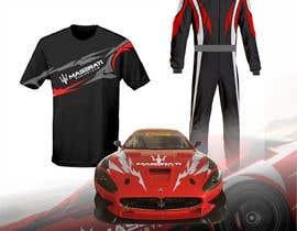 Nro 46 kilpailuun Maserati Racing Team - Corporate Identity käyttäjältä monstersox