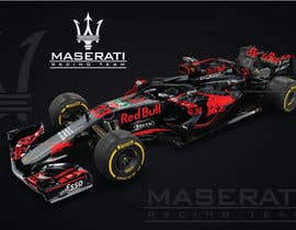 #9 for Maserati Racing Team - Corporate Identity by ModiART216