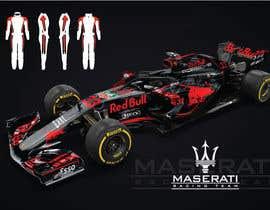 #11 для Maserati Racing Team - Corporate Identity от ModiART216