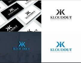 #188 cho kloudout logo bởi lucianito78