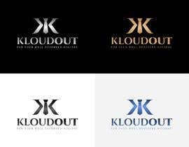 #197 cho kloudout logo bởi lucianito78