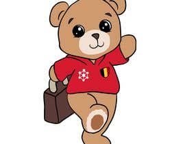 #32 za Traveling teddy bear logo design od Mireiamoon