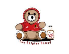 #50 for Traveling teddy bear logo design af binsonmp