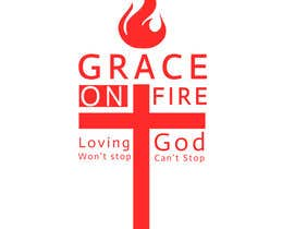 #5 for Design a T-Shirt for Grace on Fire by jonamromero