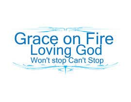 #3 for Design a T-Shirt for Grace on Fire by nix418