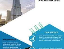 Nro 153 kilpailuun Flyer for servon solutions käyttäjältä abdullah66000