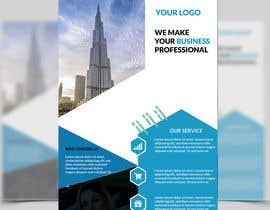Nro 154 kilpailuun Flyer for servon solutions käyttäjältä abdullah66000