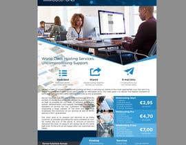 Nro 19 kilpailuun Flyer for servon solutions käyttäjältä jhess31