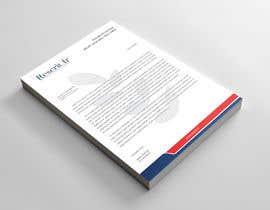 #13 cho LetterHead, organisation Letter template   design bởi abdulmonayem85