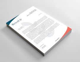 #17 cho LetterHead, organisation Letter template   design bởi abdulmonayem85